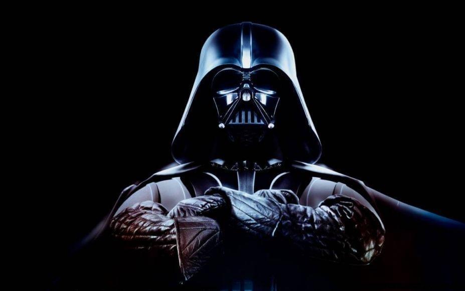 Star wars interattivo Darth Vader
