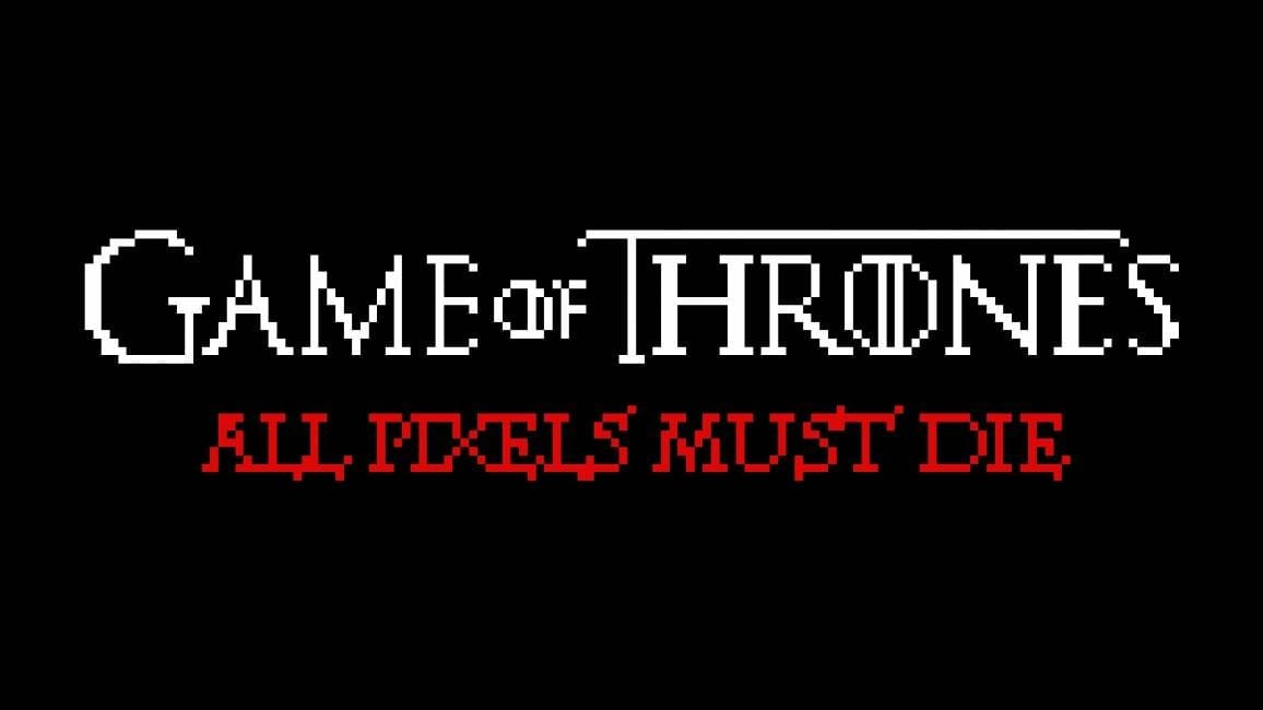 pixel devono morire