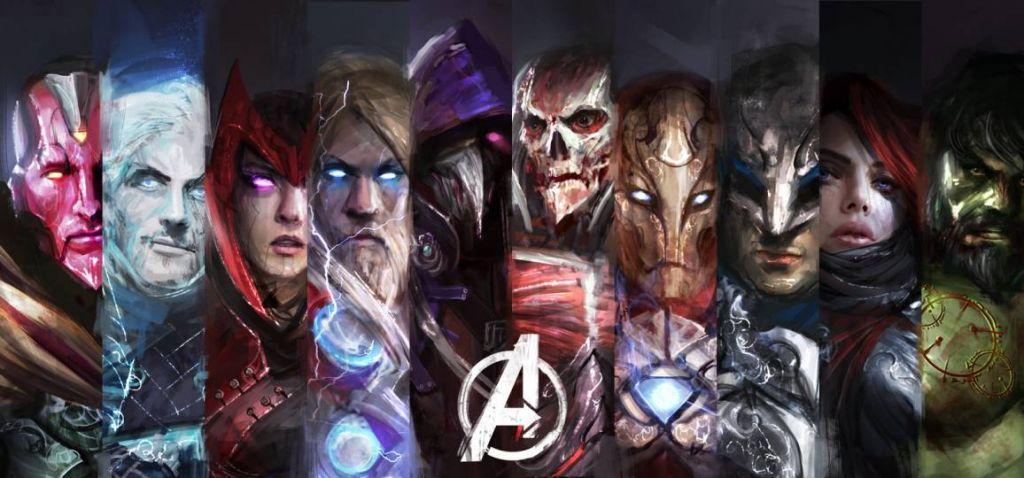 avengers dark