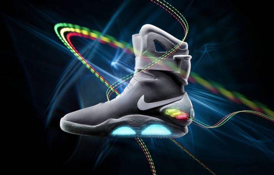 Nike di ritorno al futuro