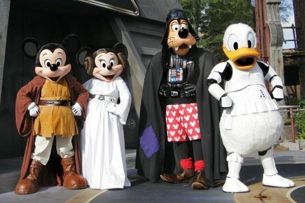Disney non si fermerà con episodio 9