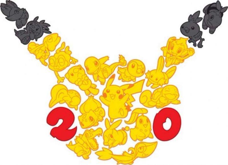 anniversario dei pokemon