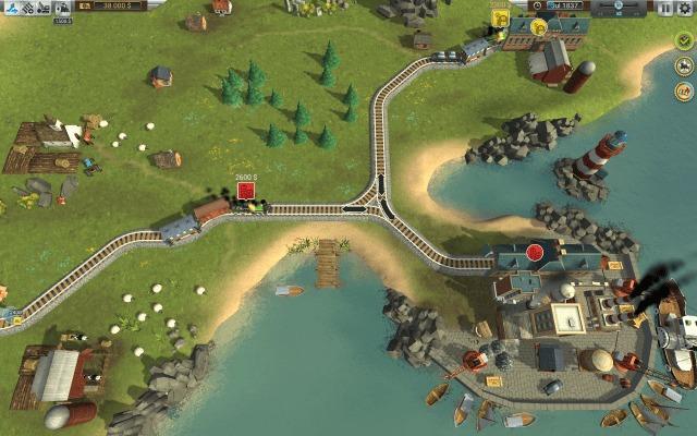 recensione train valley
