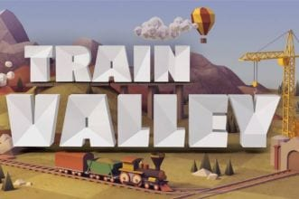 train valley