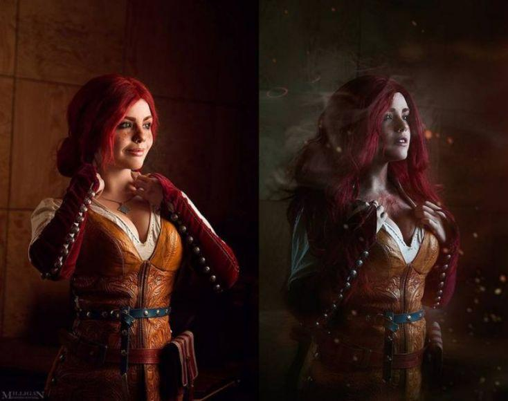 triss merigold cosplay