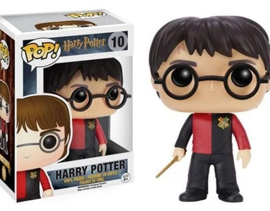 pop vinyl di harry potter