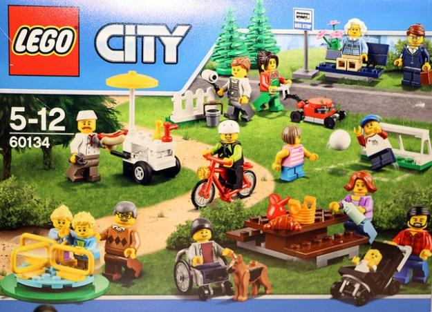 lego set disabile