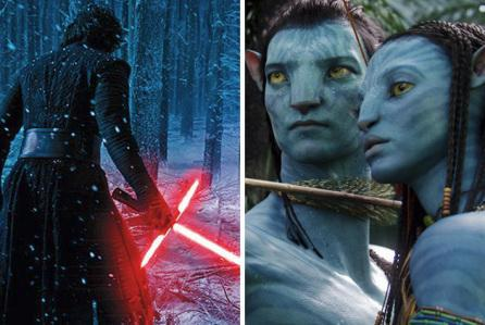 avatar vs star wars