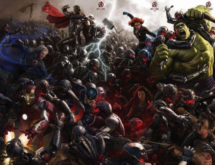 Avengers: Infinity War avrà 67 personaggi