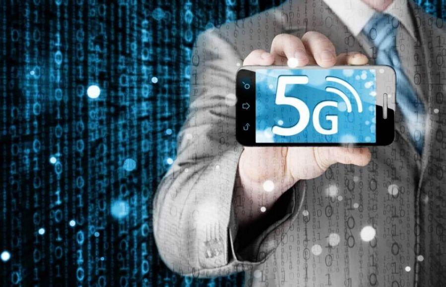 5G grazie ai Droni