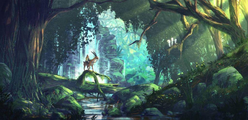 luoghi che hanno ispirato i cartoni di Miyazaki