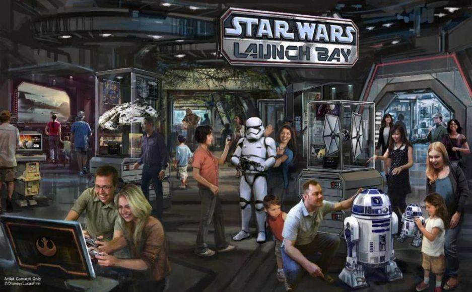 Harrison Ford ha presentato Star Wars Land