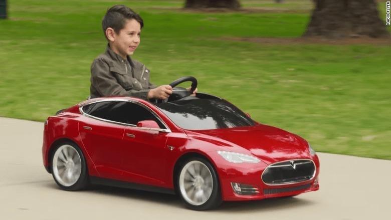 Tesla Model S Mini