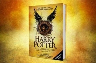 ottavo libro di Harry Potter