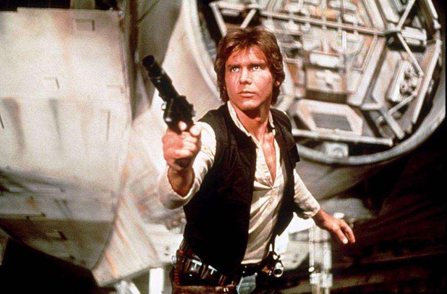 sceneggiatura di Han Solo
