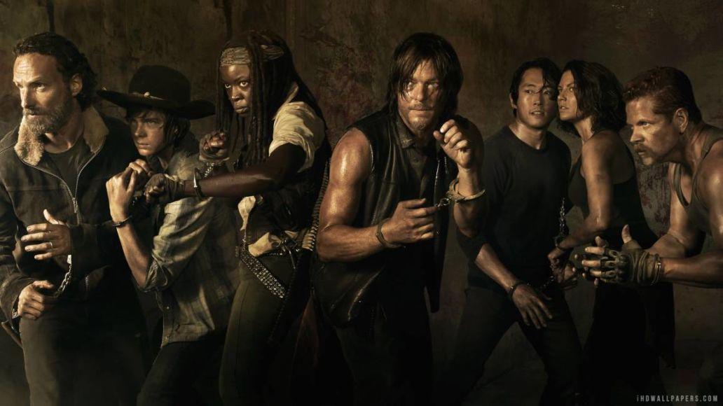 sigla di The Walking Dead a cappella