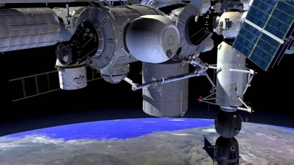 primo modulo gonfiabile per la ISS