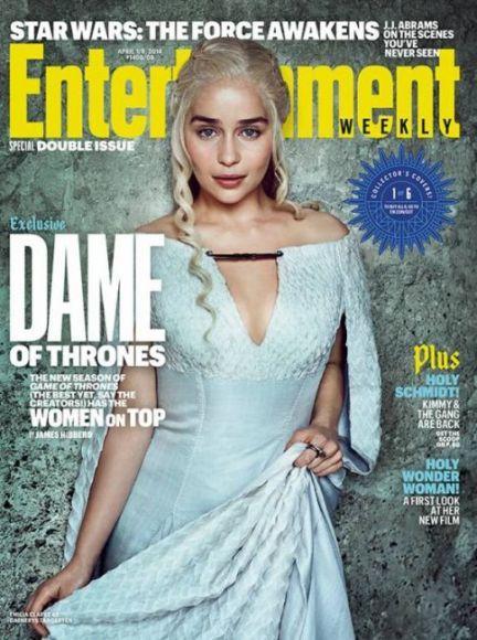 Daeneris Cover EW