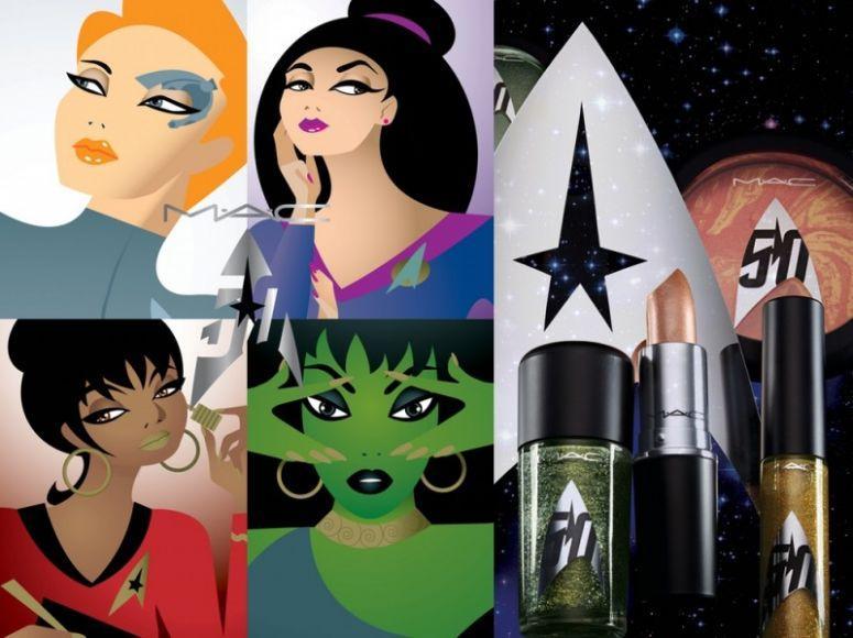 MAC Cosmetici Star Trek