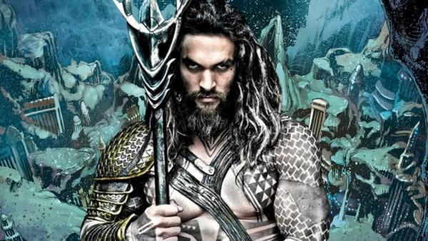 Aquaman sarà più divertente di Batman v Superman
