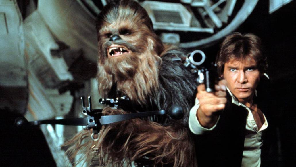Chewbecca Han Solo