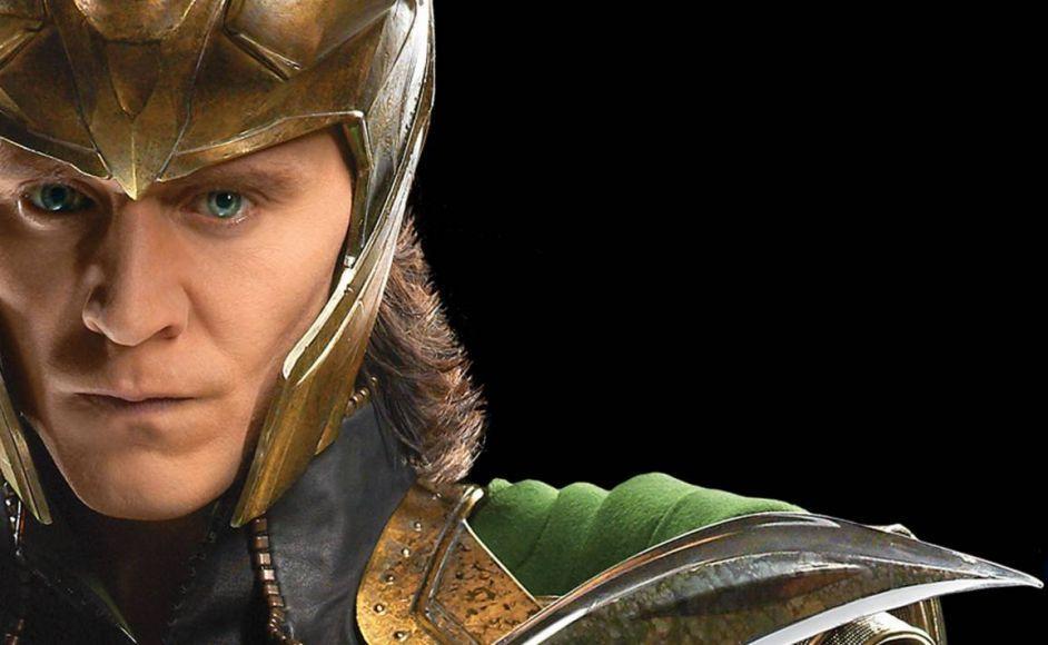 Loki di Tom Hiddleston