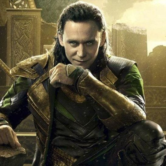 Loki di Tom Hiddleston
