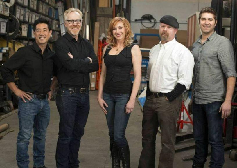 Mythbusters chiude