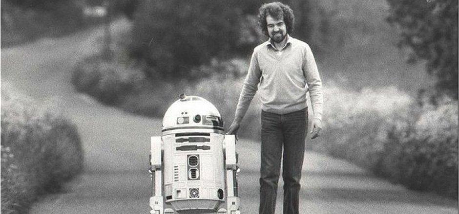 Addio a Tom Dyson creatore di R2D2