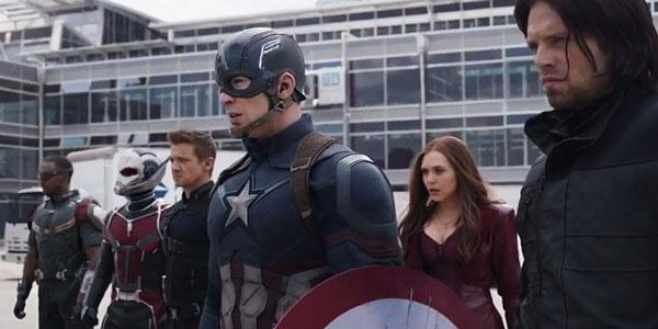 Nuova clip per Captain America Civil War