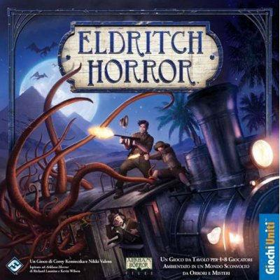 Eldritch Horror Boardgame
