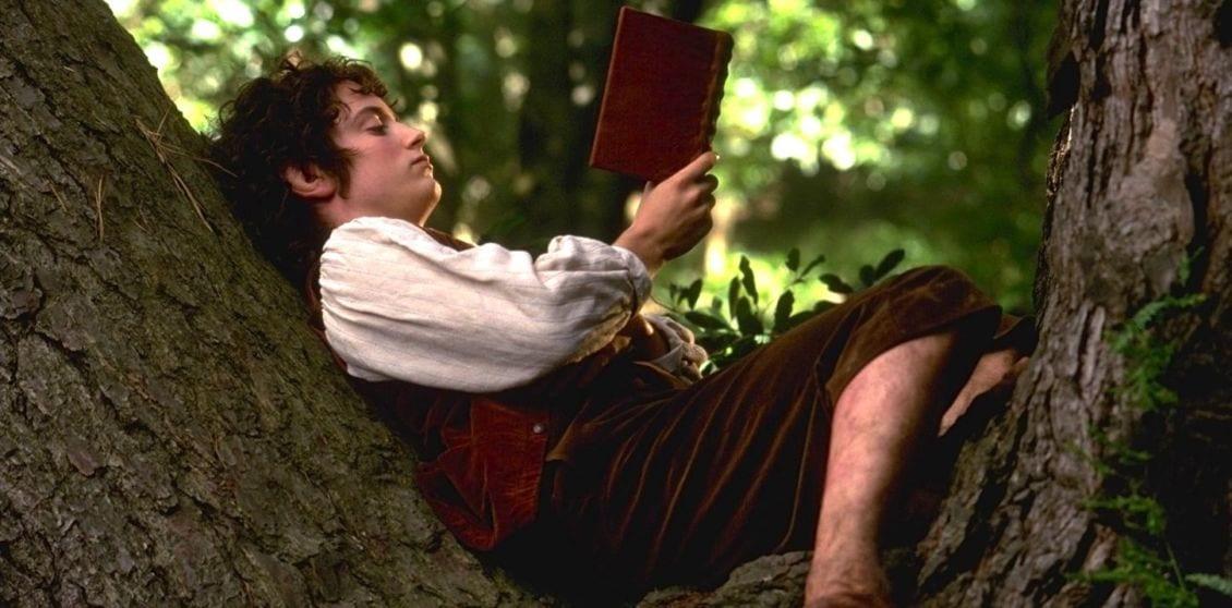 Frodo legge