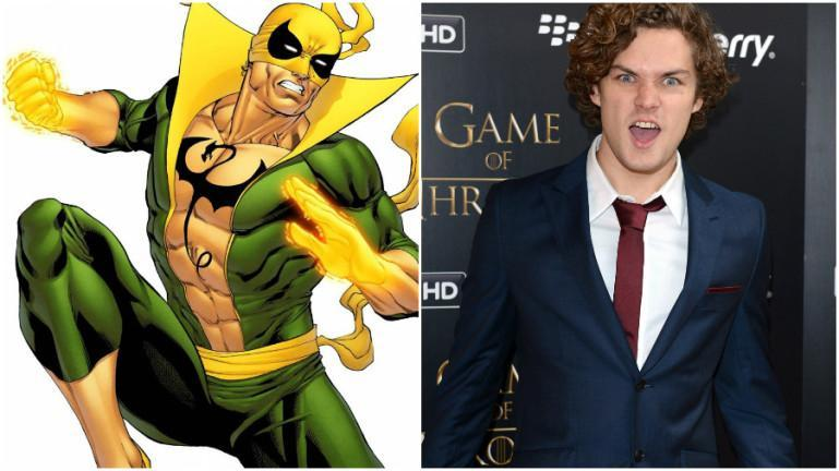 Finn Jones parla del suo Iron Fist