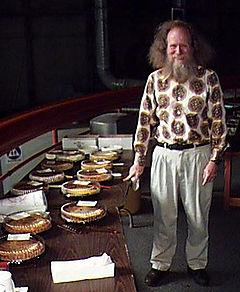 Larry Shaw torte Pi Greco