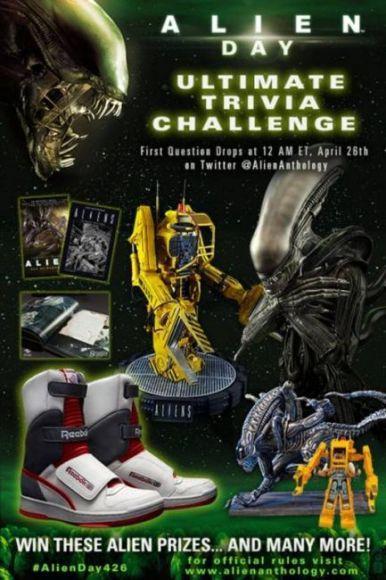 Premi Alien Day