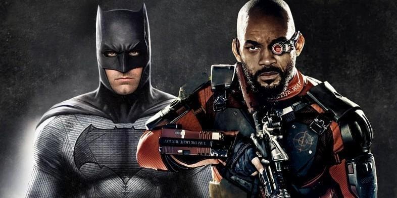 Will Smith parla di DeadShot e Batman