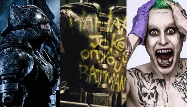 Joker di Jared Leto