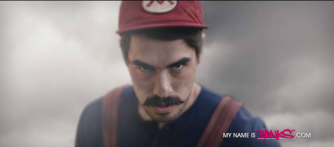 cortometraggio su Super Mario contro Donkey Kong