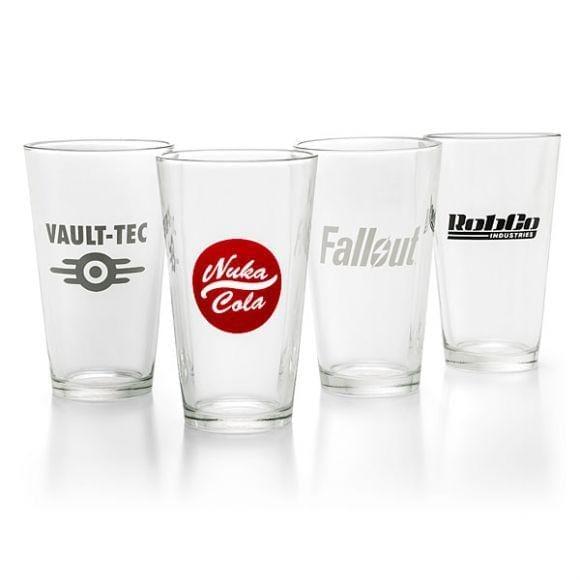 I bicchieri di birra di Fallout