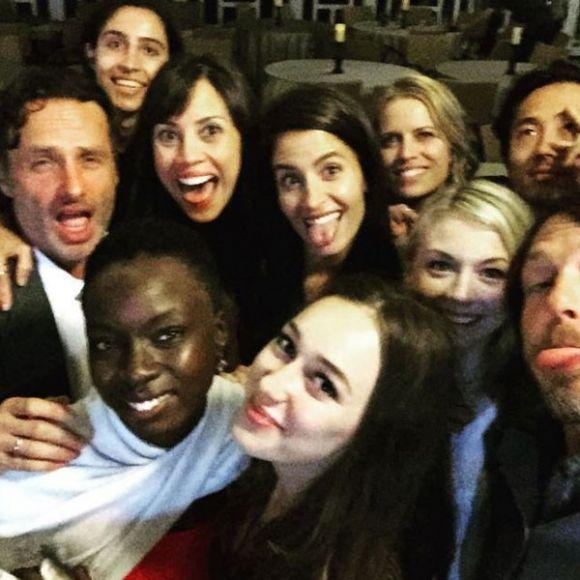 Cast The Walking Dead + Fear The Walking Dead