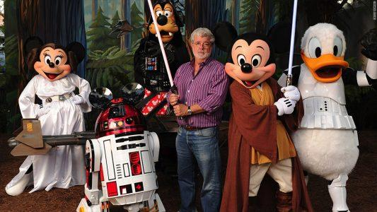 Disney George Lucas