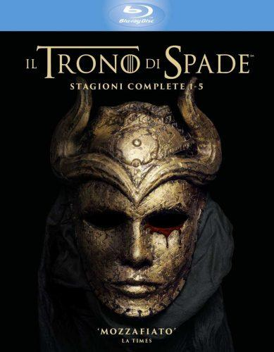 La serie TV 1-5 Trono di Spade