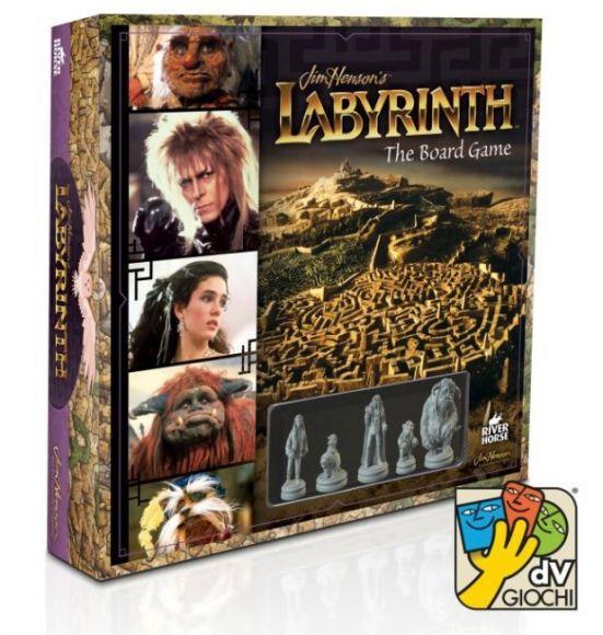 Labyrinth Dv Giochi