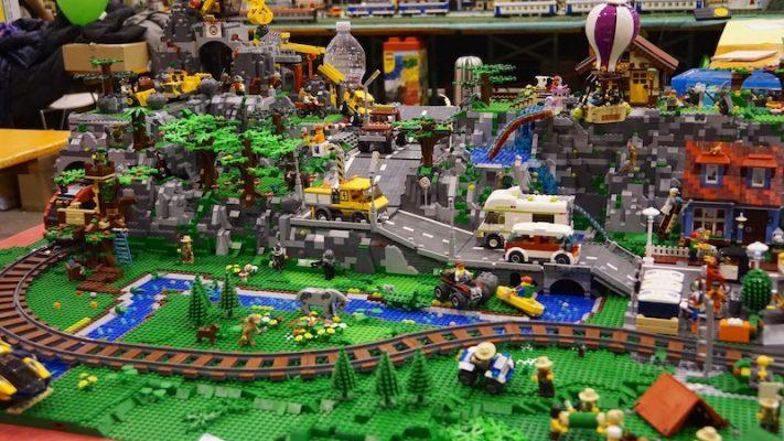 Lego Model Expo Italy