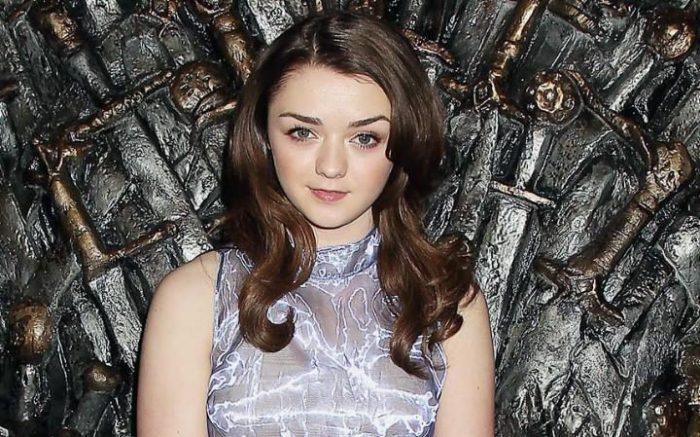 Maisie Williams Il Trono di Spade Game of Thrones