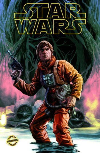 Star Wars Variant Cover