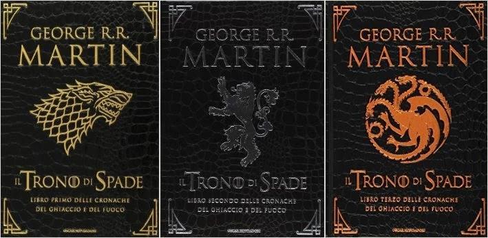 Trono di Spade Edizioni Speciali