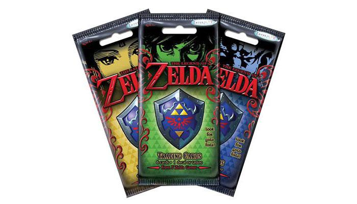 Zelda Carte Collezionabili