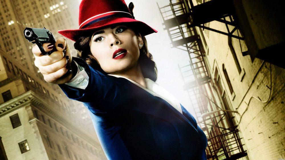 petizione per salvare Agent Carter