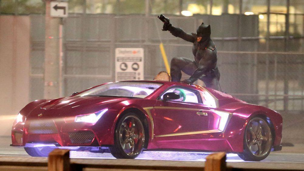 quando comparirà Batman